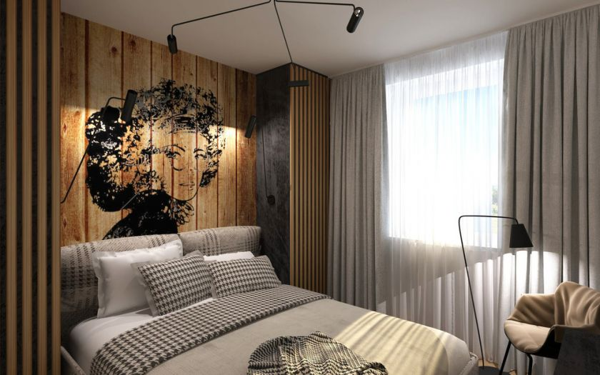 soveværelse design moderne ideer