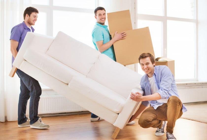 déménageurs de meubles