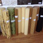 Kork og bambus tapeter