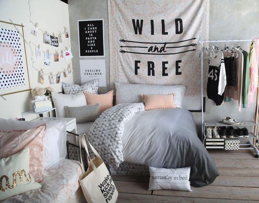 chambre adolescente