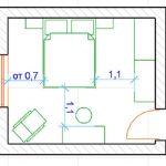Skematisk design-projekt-spalni-