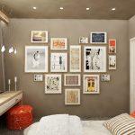 Hvad man skal hænge over sengen i soveværelset