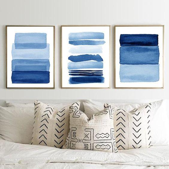 abstraction et vagues