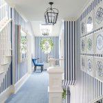 idées de conception de couloir moderne
