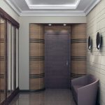Conception de couloir Art Nouveau
