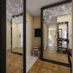 conception de couloir moderne