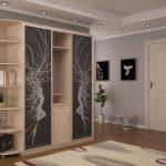 meubles dans le couloir photo