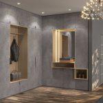 comment choisir des meubles dans le couloir