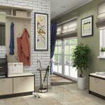 Style loft pour couloir