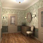 Appartement de style provençal