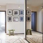 conception de couloir de minimalisme