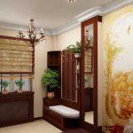décoration du couloir dans l'appartement photo